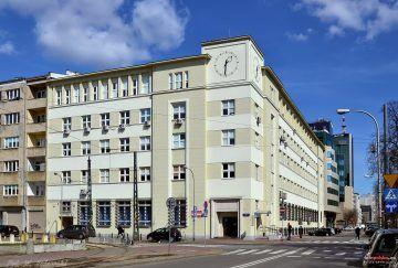 I Urząd Skarbowy Warszawa
